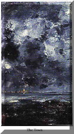 Strindberg festménye