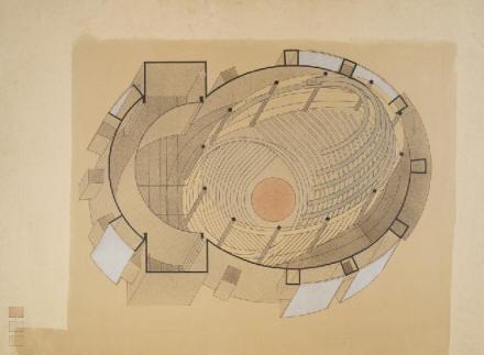 A Bauhaus színházterve