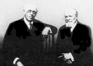 Sztaniszlavszkij és Nyemirovics Dancsenko